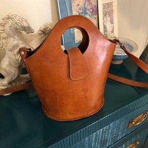 Mexican Leather Bag Never Used